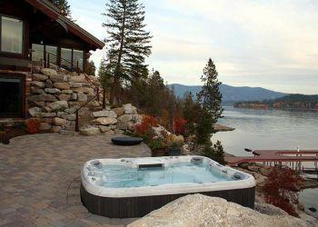 Waterfront Cottage Sundance Hot Tub St Louis