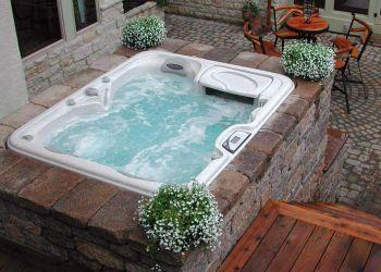 Stone Sundance Hot Tub St Louis